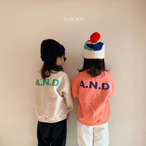 BLACK BEAN - BRAND - Korean Children Fashion - #Kfashion4kids - And Sweatshirt
