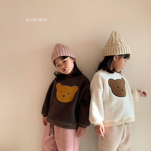 BLACK BEAN - BRAND - Korean Children Fashion - #Kfashion4kids - Dumble Pullover