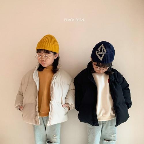 BLACK BEAN - BRAND - Korean Children Fashion - #Kfashion4kids - Volume Padding Jumper