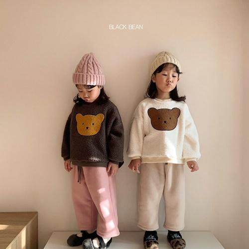BLACK BEAN - BRAND - Korean Children Fashion - #Kfashion4kids - Noel Pants