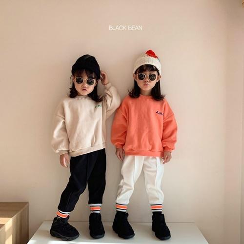 BLACK BEAN - BRAND - Korean Children Fashion - #Kfashion4kids - Neon Pants
