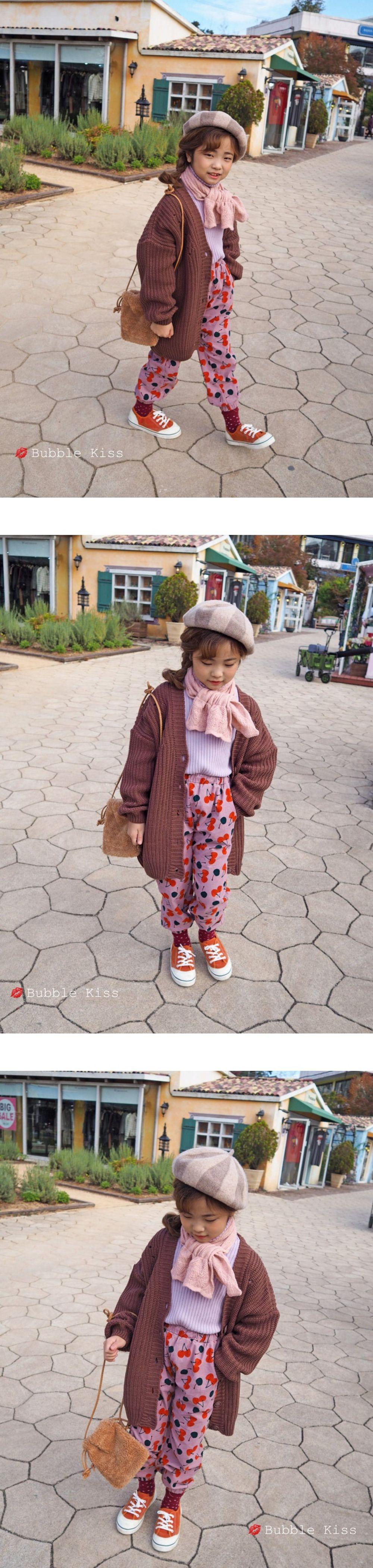 BUBBLE KISS - Korean Children Fashion - #Kfashion4kids - Dumble Mini Bag - 3