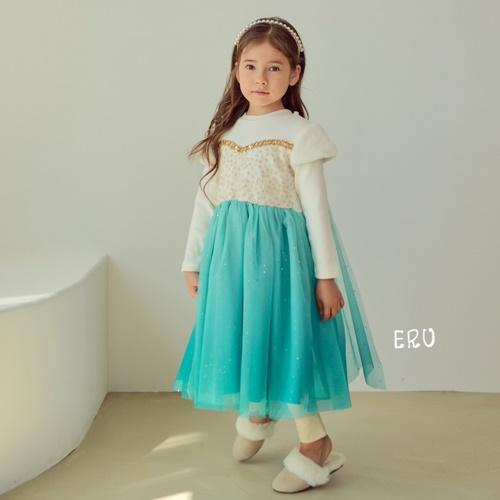 E.RU - BRAND - Korean Children Fashion - #Kfashion4kids - Princess Dress