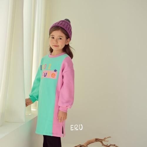 E.RU - BRAND - Korean Children Fashion - #Kfashion4kids - Cutie One-piece