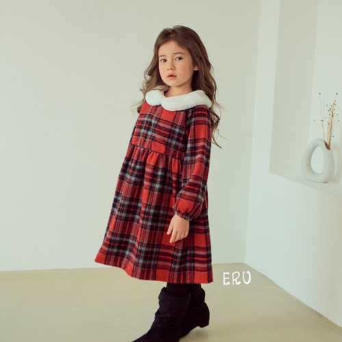 E.RU - BRAND - Korean Children Fashion - #Kfashion4kids - Annie Dress