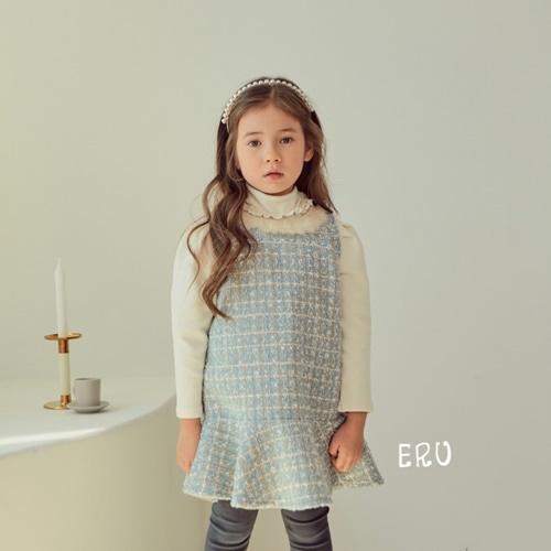 E.RU - BRAND - Korean Children Fashion - #Kfashion4kids - Cinere Dress