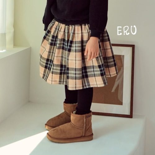 E.RU - BRAND - Korean Children Fashion - #Kfashion4kids - Barbie Skirt