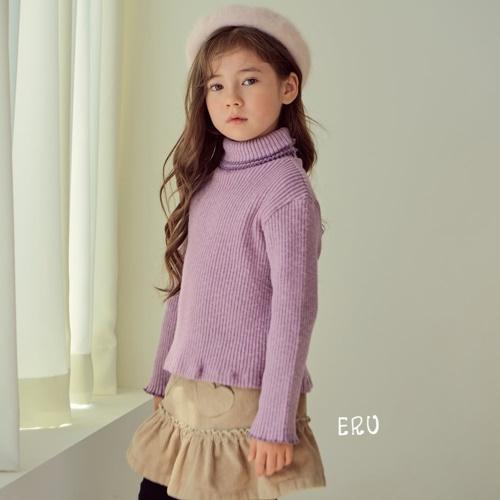E.RU - BRAND - Korean Children Fashion - #Kfashion4kids - Macaron Tee