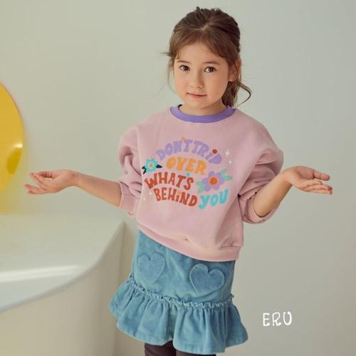 E.RU - BRAND - Korean Children Fashion - #Kfashion4kids - Lilly Sweatshirt