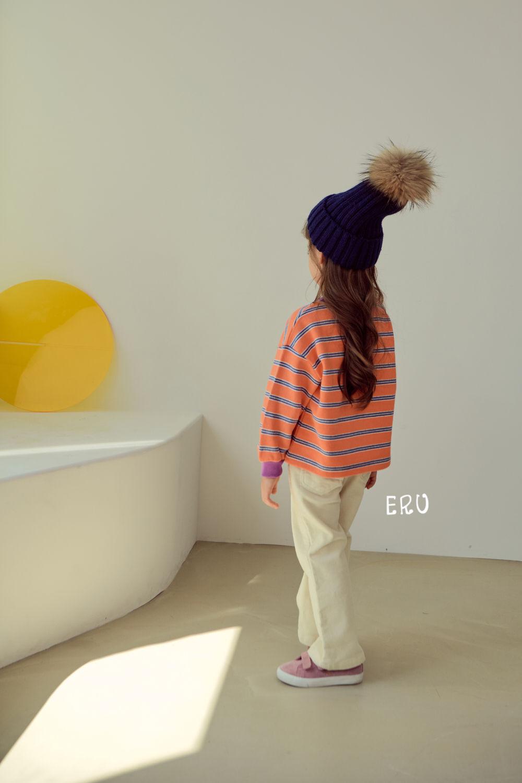 E.RU - Korean Children Fashion - #Kfashion4kids - Rainbow Smile Tee - 2