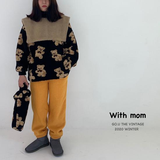 GOU - Korean Children Fashion - #Kfashion4kids - Bear MTM with Mom - 10