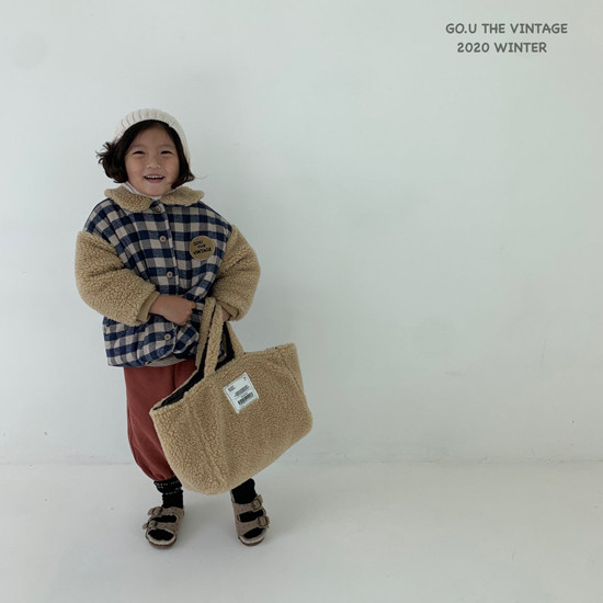 GOU - Korean Children Fashion - #Kfashion4kids - Reversible Bag with Mom - 5