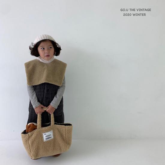 GOU - Korean Children Fashion - #Kfashion4kids - Reversible Bag with Mom - 6