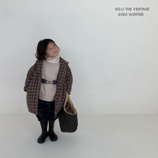 GOU - Korean Children Fashion - #Kfashion4kids - 88 Belt with Mom - 2
