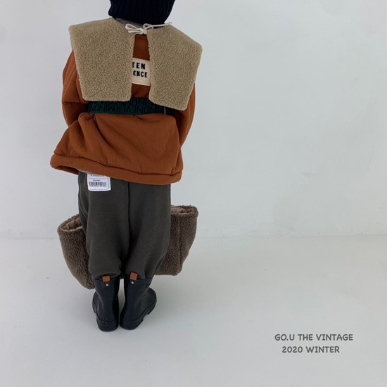 GOU - Korean Children Fashion - #Kfashion4kids - 88 Belt with Mom - 4