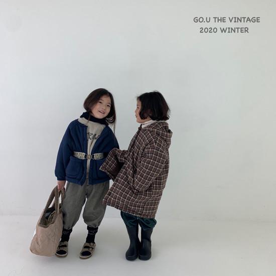 GOU - Korean Children Fashion - #Kfashion4kids - 88 Belt with Mom - 5
