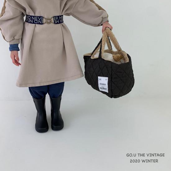 GOU - Korean Children Fashion - #Kfashion4kids - 88 Belt with Mom - 6