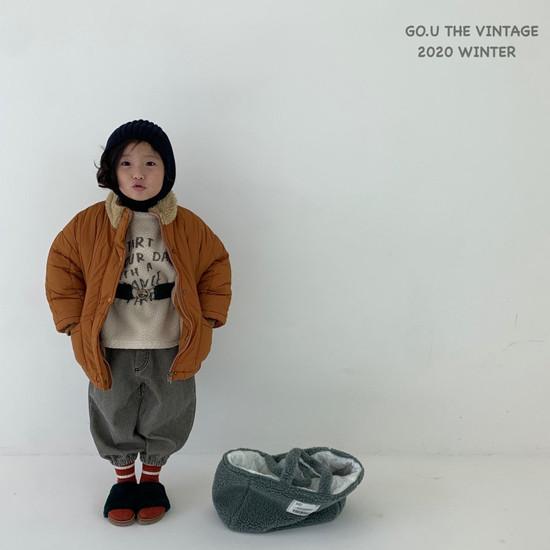 GOU - Korean Children Fashion - #Kfashion4kids - 88 Belt with Mom - 8