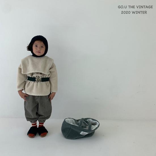 GOU - Korean Children Fashion - #Kfashion4kids - 88 Belt with Mom - 9