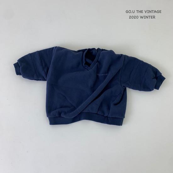 GOU - Korean Children Fashion - #Kfashion4kids - Vintage Sweat Shirt with Mom - 11