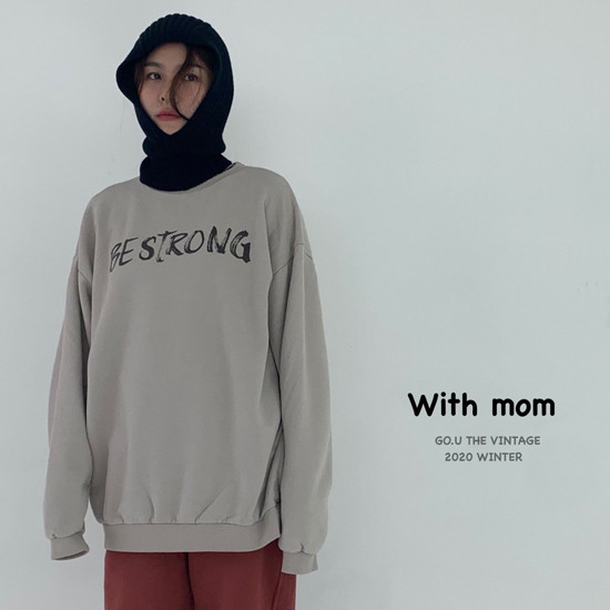 GOU - Korean Children Fashion - #Kfashion4kids - Pingpong Hood with Mom - 10
