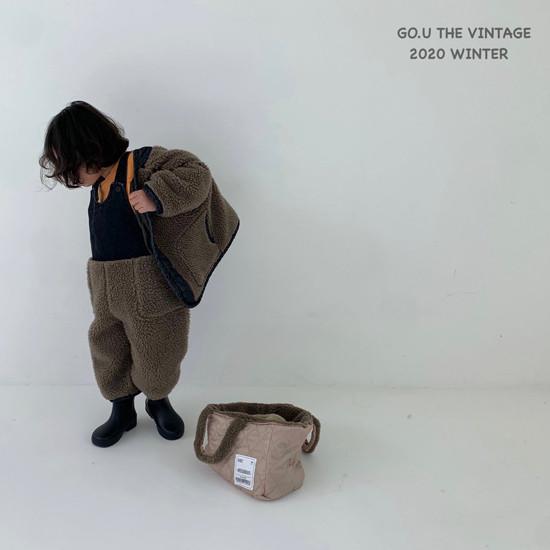 GOU - Korean Children Fashion - #Kfashion4kids - Dumble Denim Jacket with Mom - 8