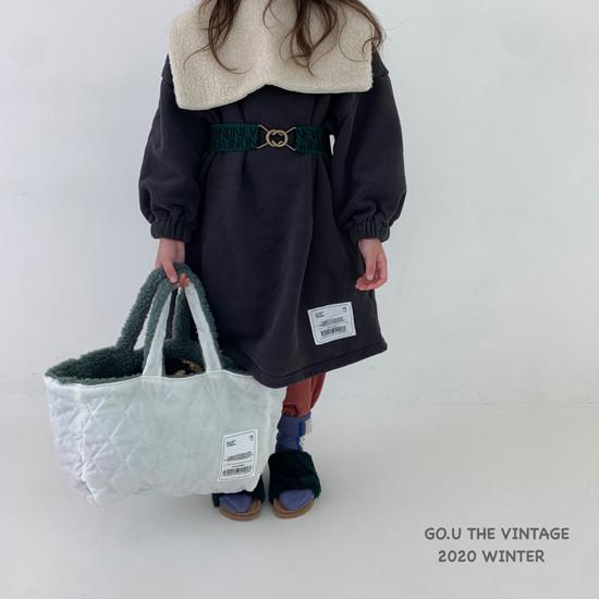 GOU - Korean Children Fashion - #Kfashion4kids - Dumble Cape with Mom - 11