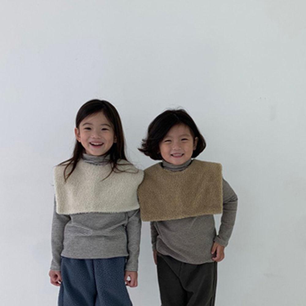 GOU - BRAND - Korean Children Fashion - #Kfashion4kids - Dumble Cape with Mom