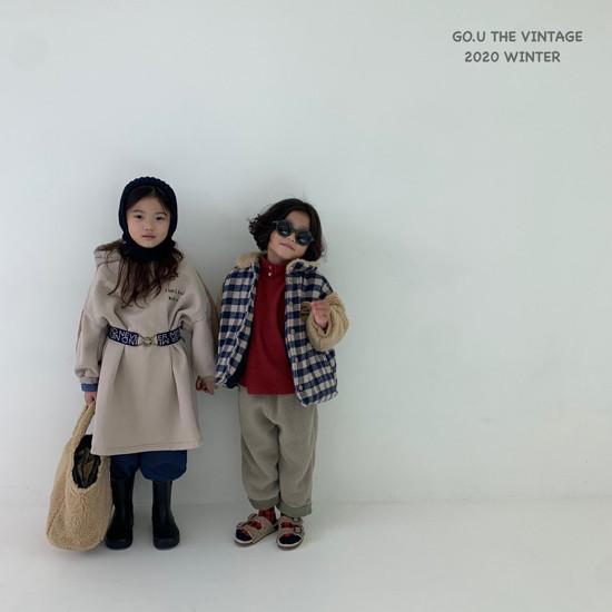 GOU - Korean Children Fashion - #Kfashion4kids - Soft Turtleneck Tee - 10