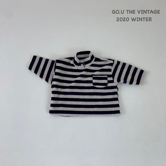 GOU - Korean Children Fashion - #Kfashion4kids - Soft Turtleneck Tee - 11