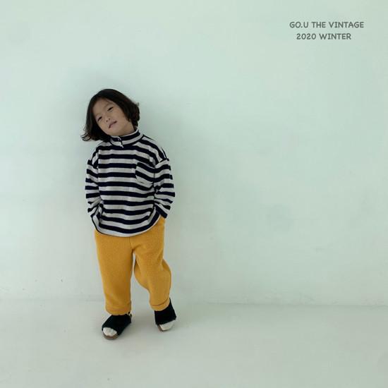 GOU - Korean Children Fashion - #Kfashion4kids - Soft Turtleneck Tee - 4