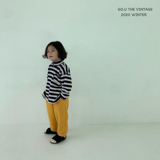 GOU - Korean Children Fashion - #Kfashion4kids - Soft Turtleneck Tee - 5
