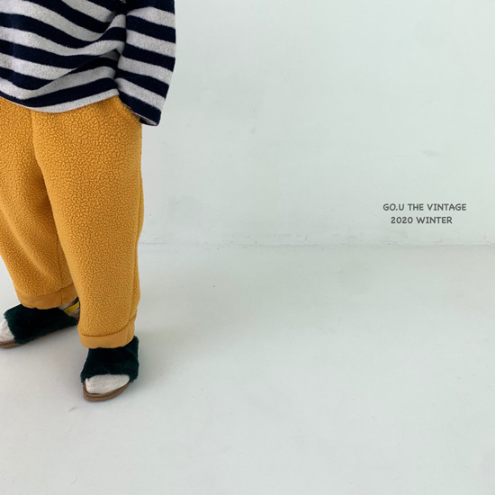GOU - Korean Children Fashion - #Kfashion4kids - Soft Turtleneck Tee - 8