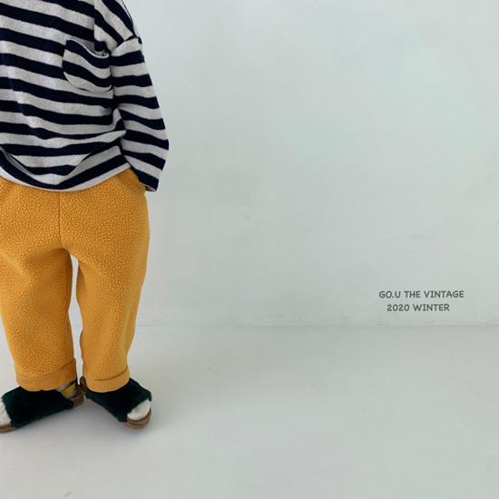 GOU - Korean Children Fashion - #Kfashion4kids - Soft Turtleneck Tee - 9