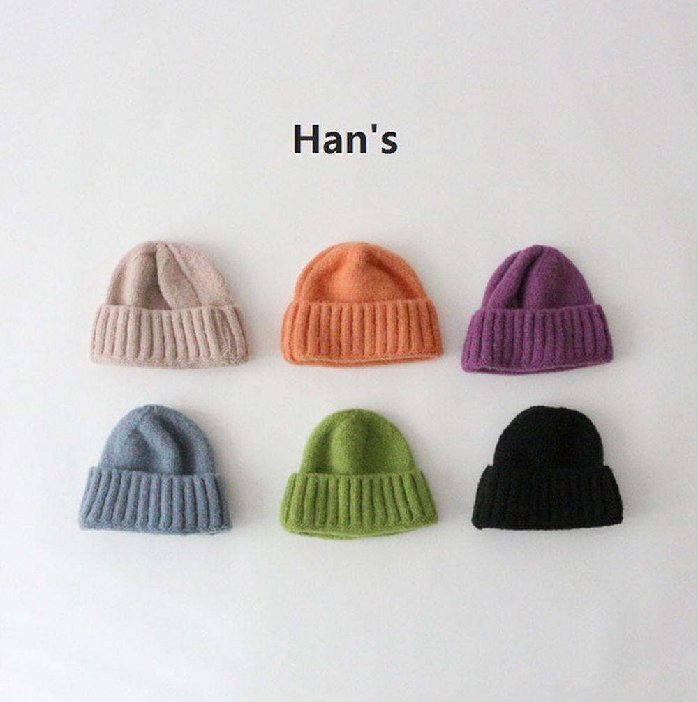 HAN'S - Korean Children Fashion - #Kfashion4kids - Winter Beanie