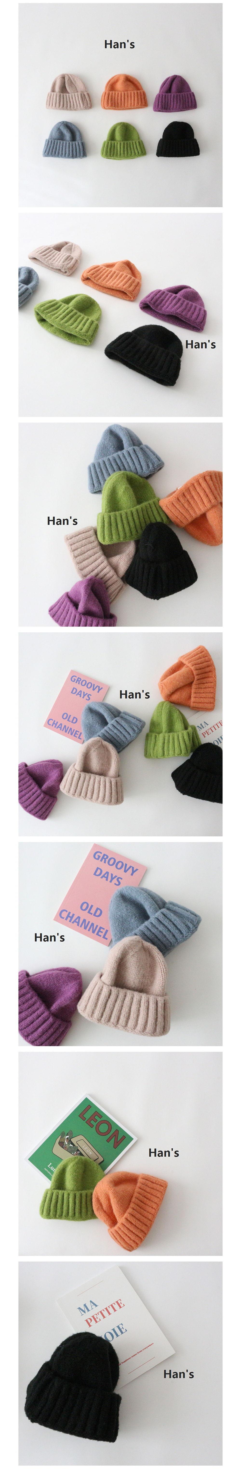HAN'S - Korean Children Fashion - #Kfashion4kids - Winter Beanie - 4