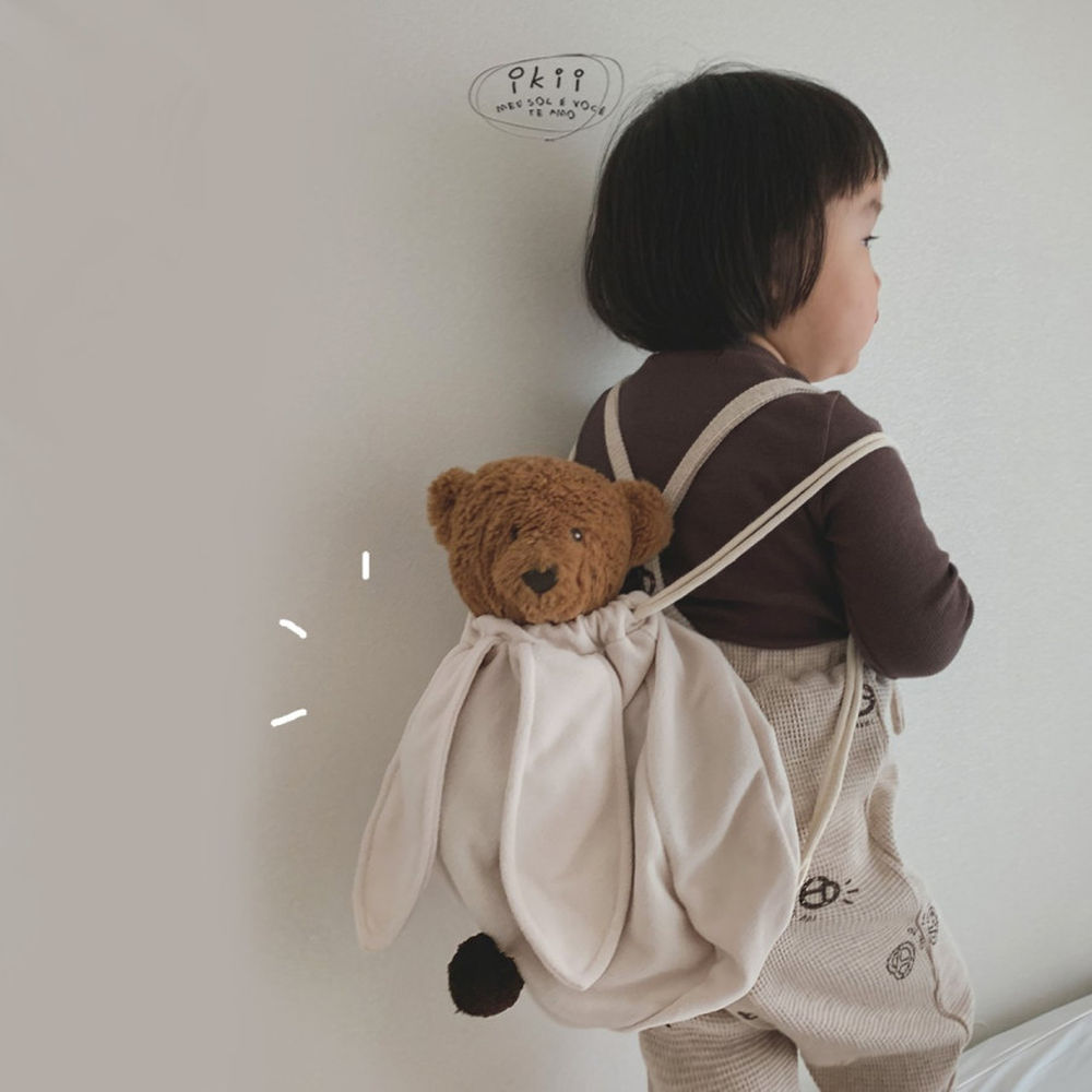 IKII - Korean Children Fashion - #Kfashion4kids - Rabbit Bag - 3