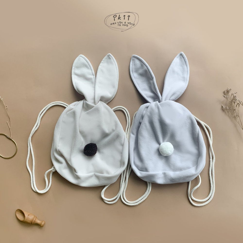 IKII - BRAND - Korean Children Fashion - #Kfashion4kids - Rabbit Bag