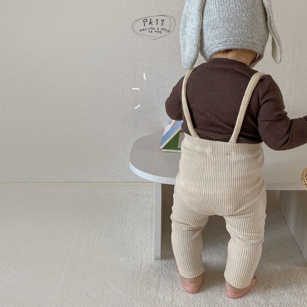 IKII - Korean Children Fashion - #Kfashion4kids - Gem Overall Leggings - 3