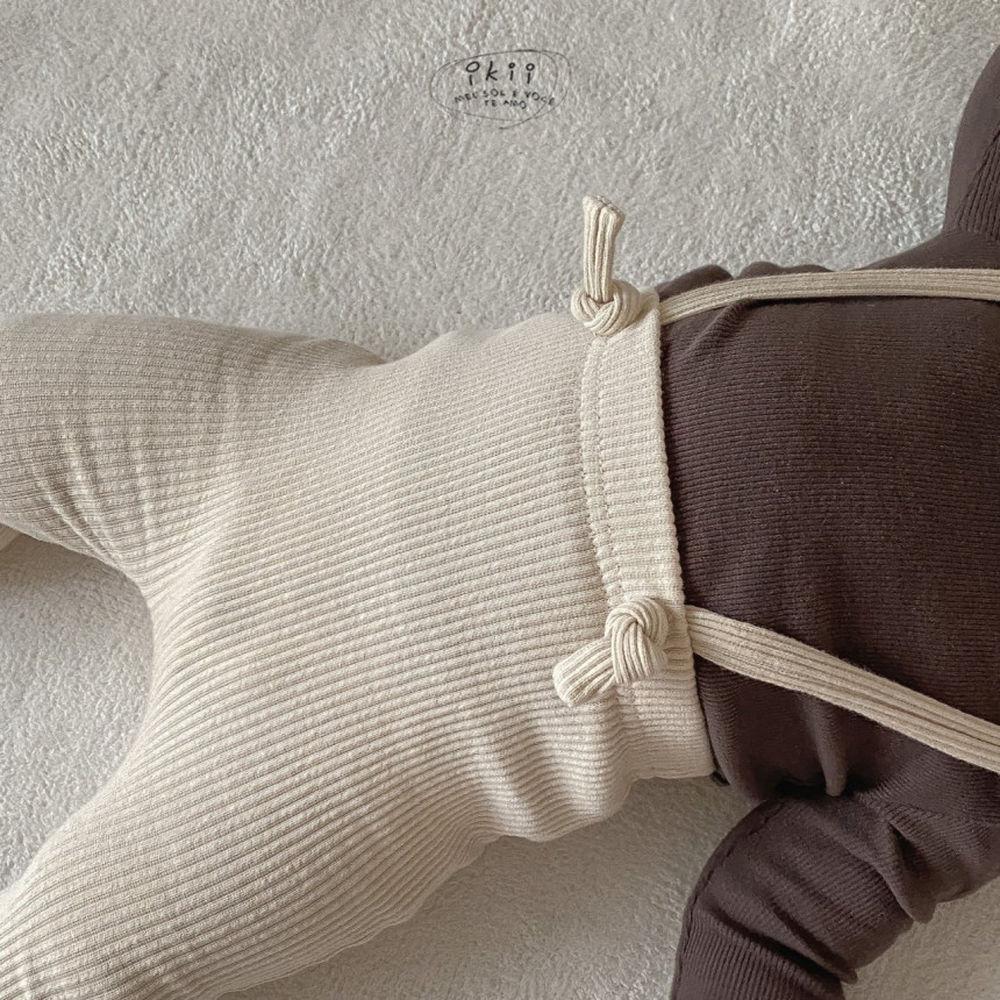 IKII - Korean Children Fashion - #Kfashion4kids - Gem Overall Leggings - 6