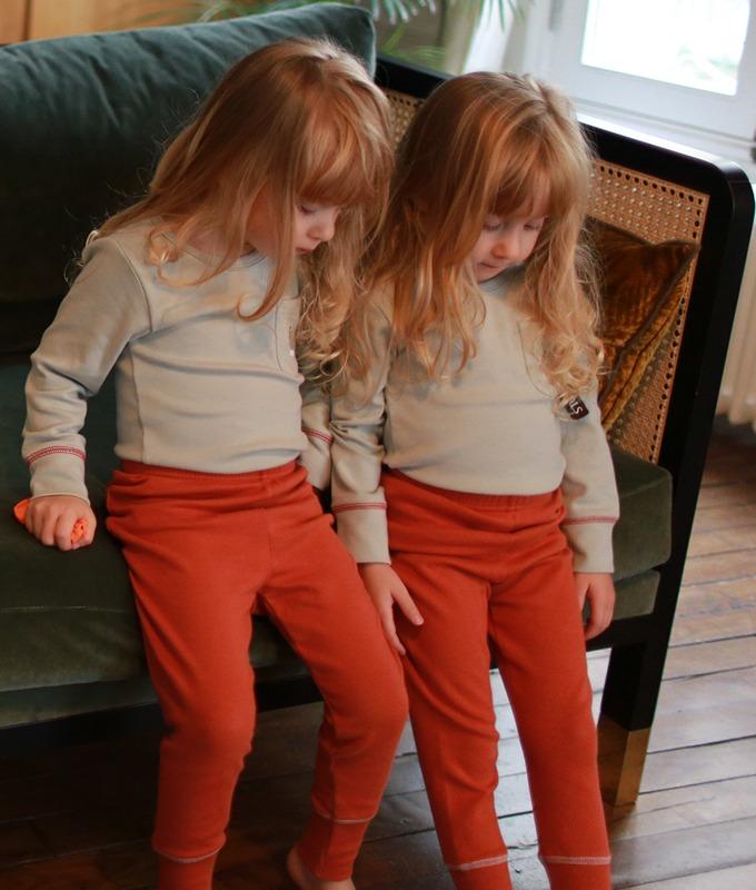 KOKACHARM - BRAND - Korean Children Fashion - #Kfashion4kids - Polar Bear Loungewear