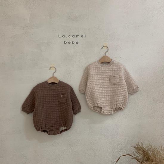 LA CAMEL - Korean Children Fashion - #Kfashion4kids - Bebe Cube Romper - 8