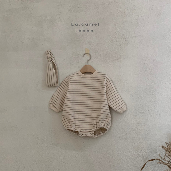 LA CAMEL - Korean Children Fashion - #Kfashion4kids - Bebe Choco Overalls - 10