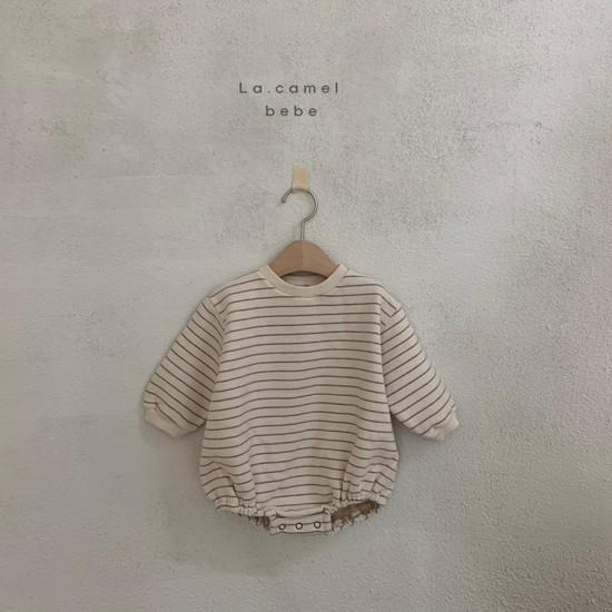 LA CAMEL - Korean Children Fashion - #Kfashion4kids - Bebe Choco Overalls - 3