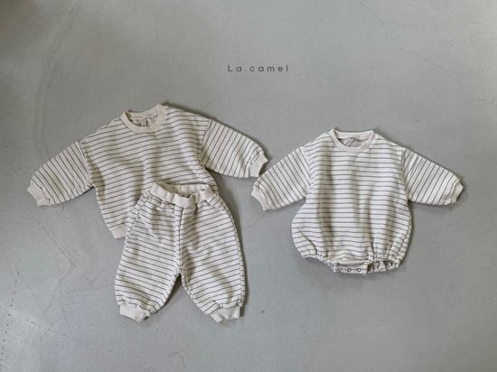 LA CAMEL - Korean Children Fashion - #Kfashion4kids - Bebe Choco Overalls - 6