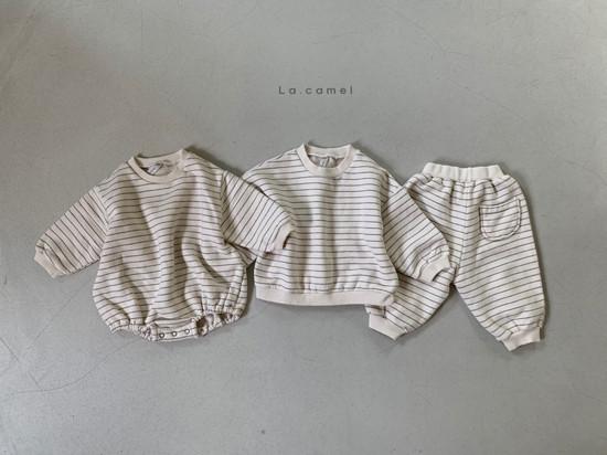 LA CAMEL - Korean Children Fashion - #Kfashion4kids - Bebe Choco Overalls - 8