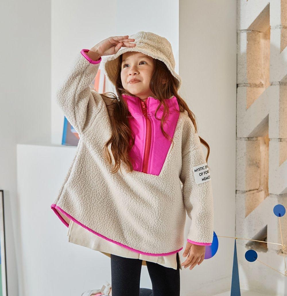 LILAS - Korean Children Fashion - #Kfashion4kids - Everybody's Dumble Top