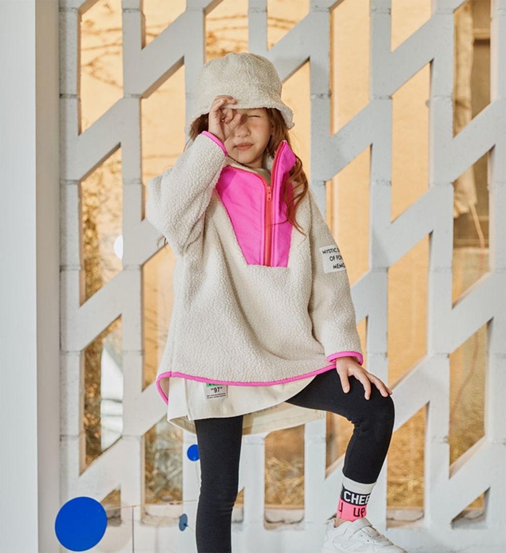 LILAS - BRAND - Korean Children Fashion - #Kfashion4kids - Everybody's Dumble Top