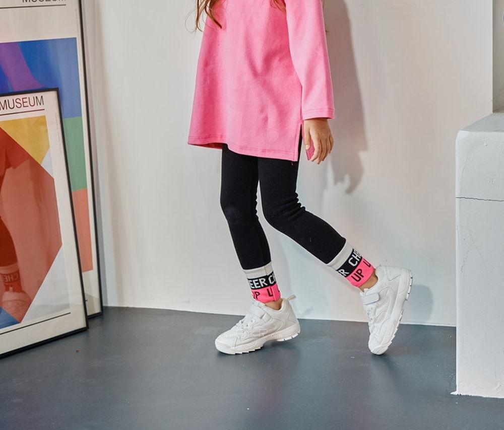 LILAS - Korean Children Fashion - #Kfashion4kids - Cheer Up Leggings