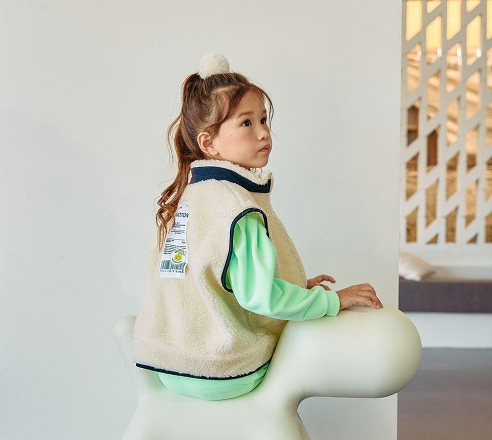 LILAS - Korean Children Fashion - #Kfashion4kids - Lucky Dumble Vest